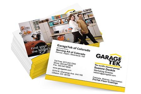 GarageTek – Graphic Design