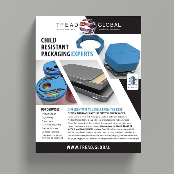 Tread Global Full-Page Ad