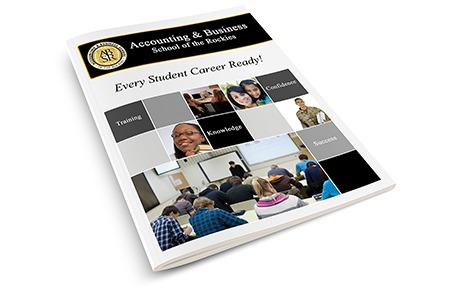 Accounting and Business - Catalog Design