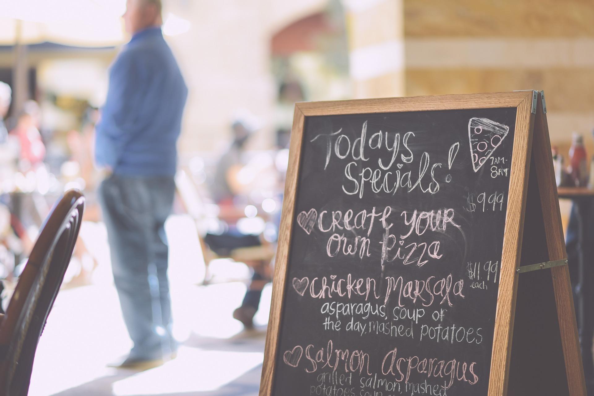 online-menu-listings