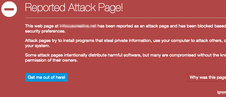 Attack Page