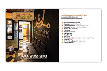 Solo Acomoclitic - Postcard Design